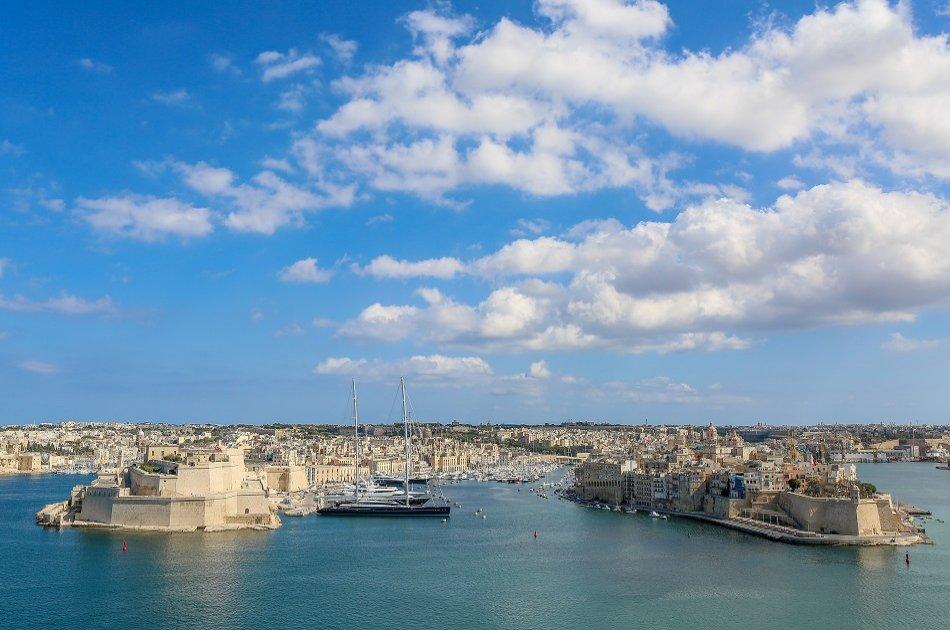 Complete Valletta Walking City Tour