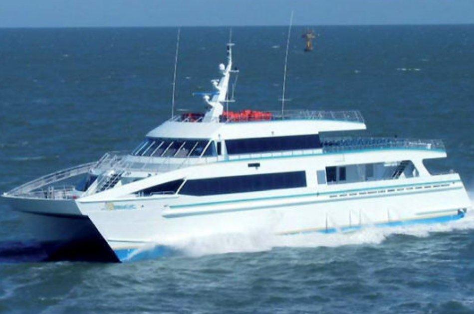 4 Hour Big Cat (68 Feet) Catamaran Tour (up to 80 people)