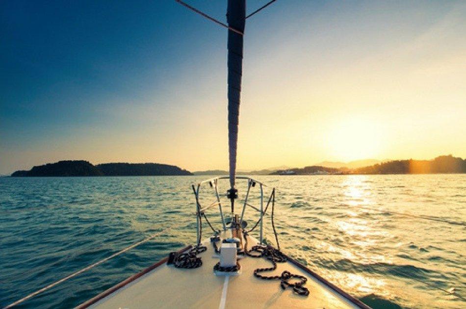 4 Hour Catamaran Tour on The Lady Caroline (up to 30 people)