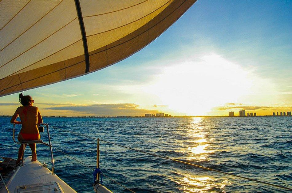 7 Hour Private Catamaran SP (75 Feet)