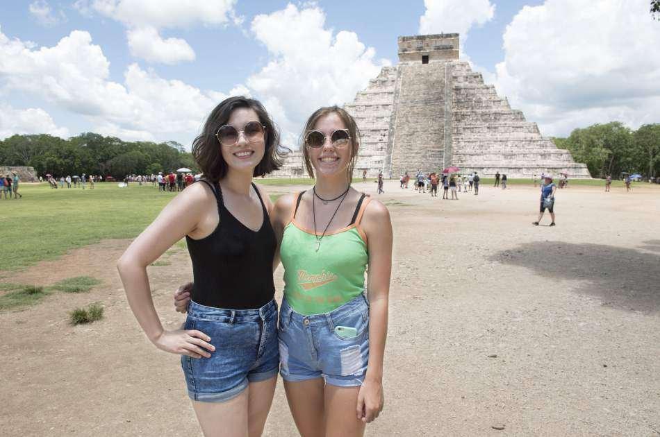 Chichen Itza - Ik IL Cenote and Ek Balam with Lunch Private Tour