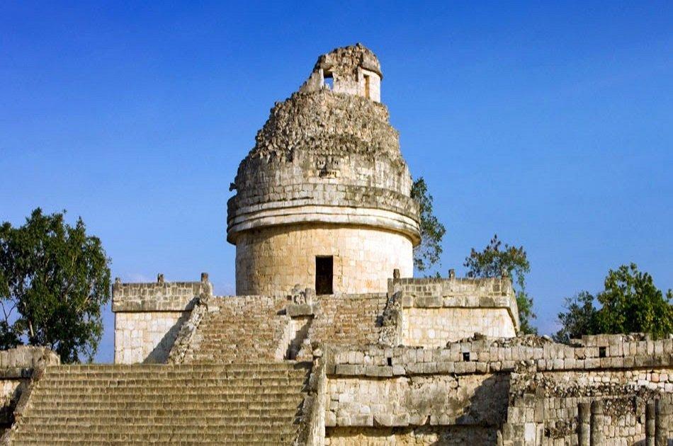 Chichen Itza, Ik-Kil Cenote & Coba with lunch Private Tour from Cancun & Riviera Maya