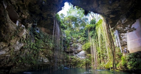 Chichen Itza, Ik-Kil Cenote & Coba with lunch Private Tour from Cancun & Riviera Maya