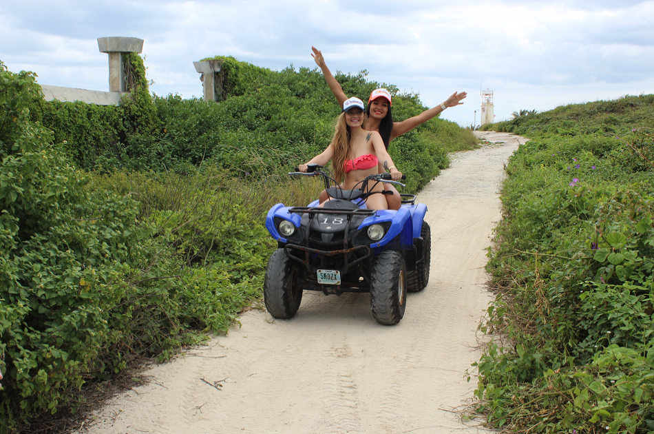 Fun Day Cruise to Isla Mujeres