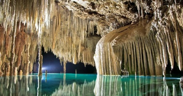Half-Day Tulum and Sak Aktun Cave Cenote Private Tour