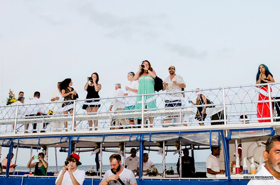 Private Catamaran Party Boat