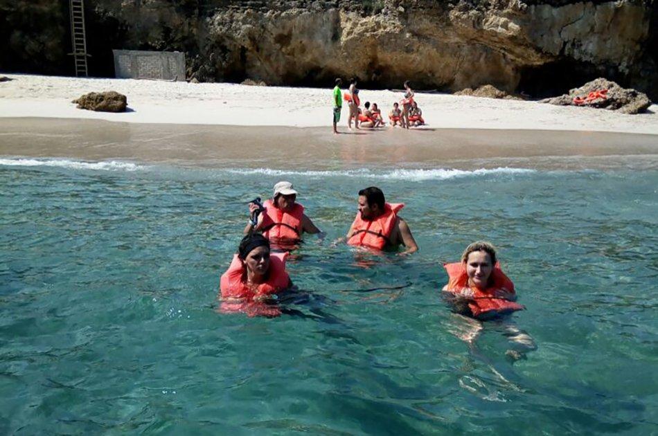 Private Marietas Islands Snorkel Tour