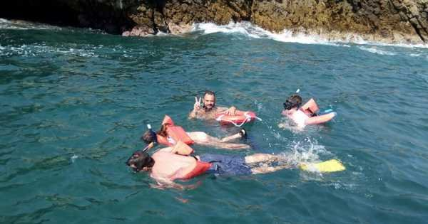 Private Marietas Islands Snorkel Tour