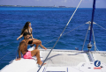 See Beautiful Isla Mujeres by Catamaran