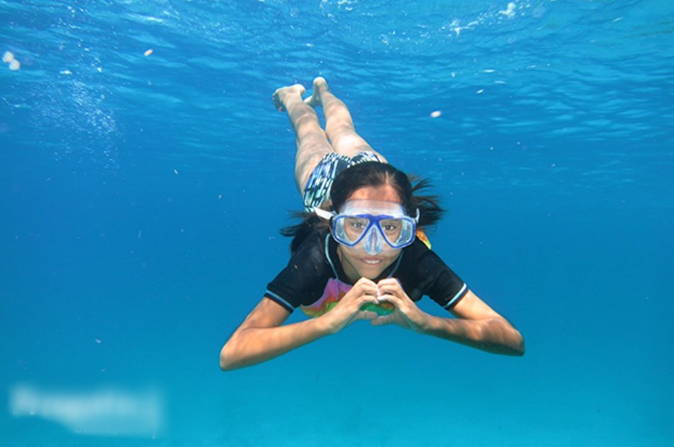 Spectacular Isla Mujeres Full Day Catamaran Tour Cancun