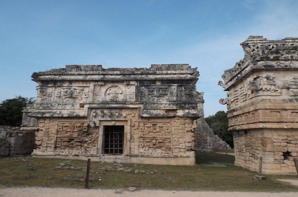 The Mayan Peninsula 6 Days VIP Private Tour from Cancun/Riviera Maya