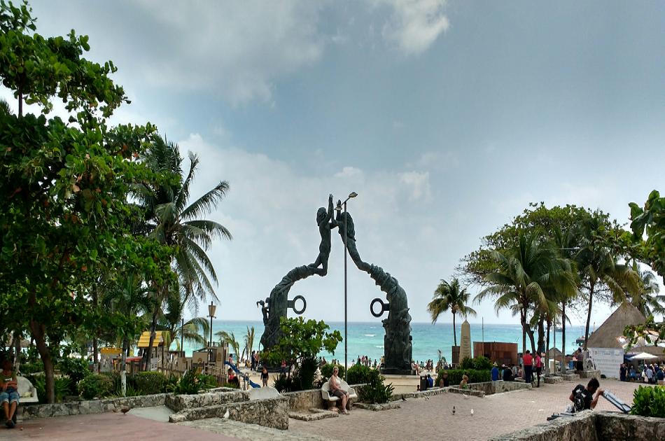 Tulum & Playa Del Carmen Sunset Private Tour