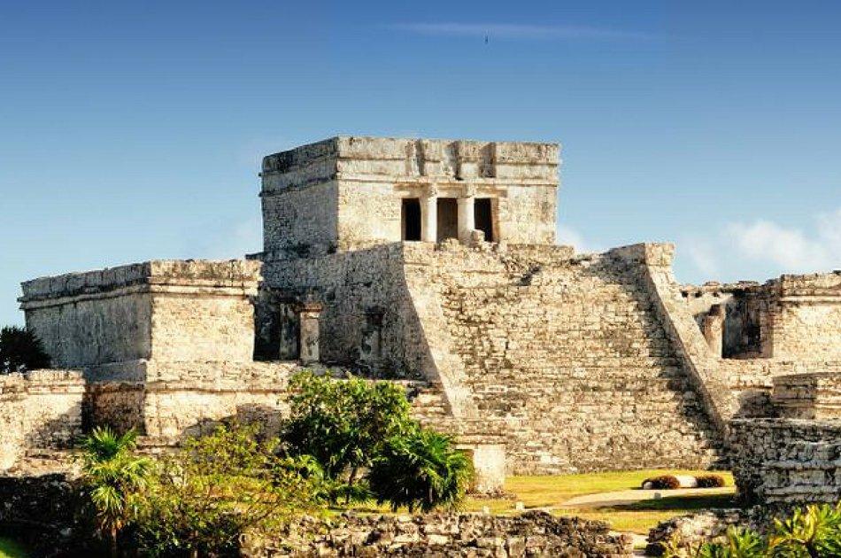 Tulum Mayan Ceremony and Yaxmuul