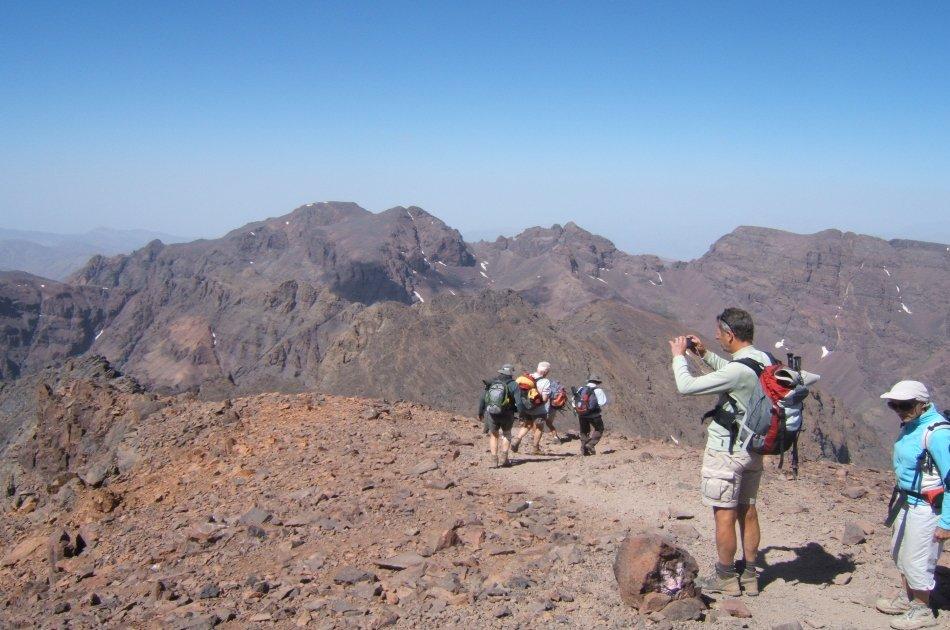 2 Day Mt Toubkal Tour
