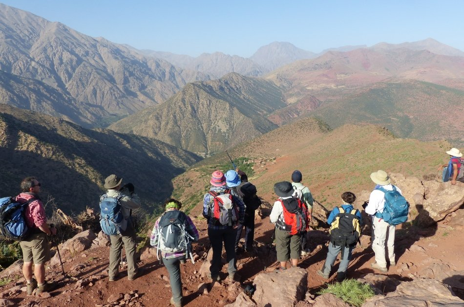 2 Day Mt Toubkal Tour