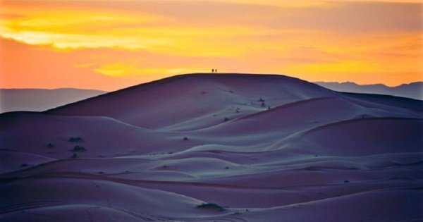 3 Day Desert Tour from Marrakech to Fez Through Merzouga