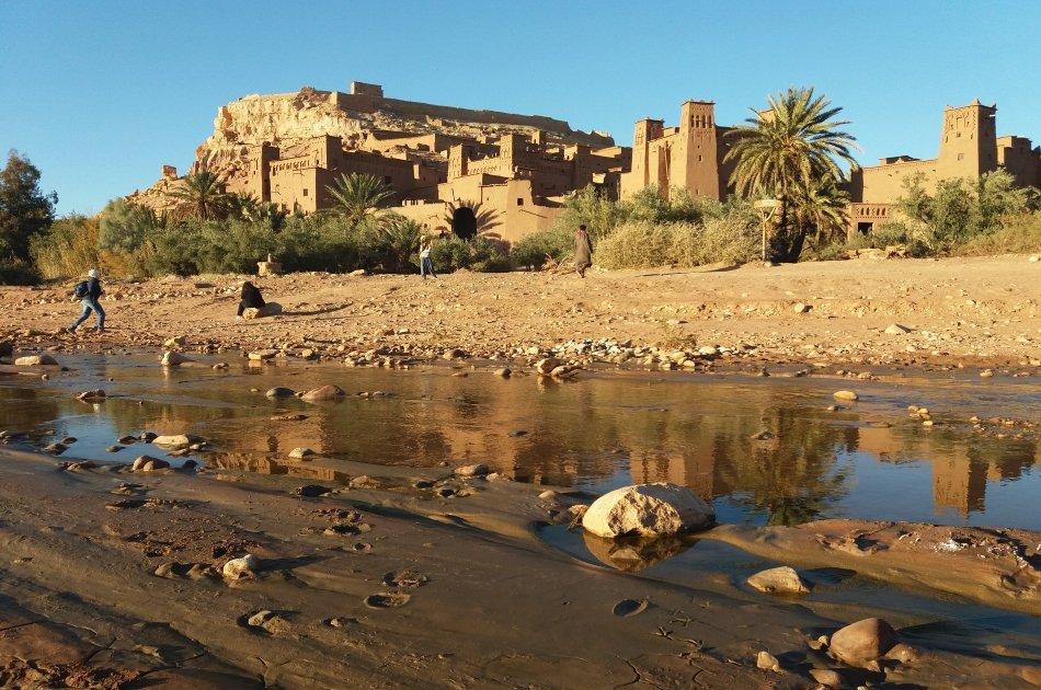 4 Day Marrakesh Sahara Tour
