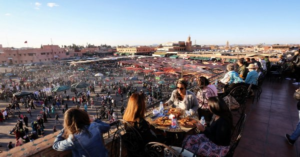 See The Enchanted Flying Carpet in A Private Tour Of Morocco!
