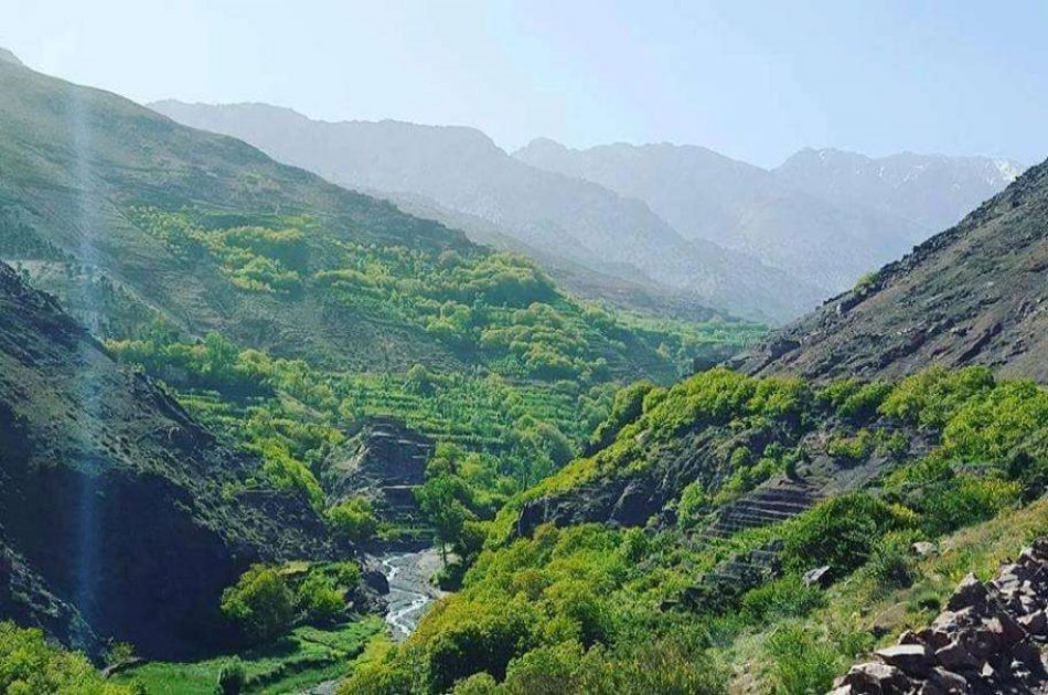 Day Trip From Marrakech To Atlas Mountains & Camel Ride