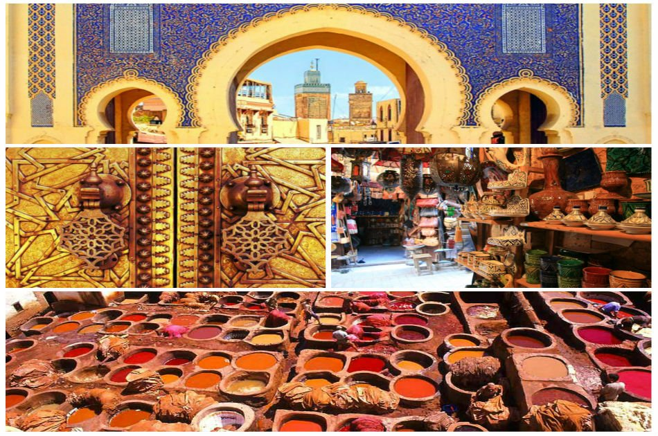 Experiences In Morocco & Sahara Desert for 15 Days
