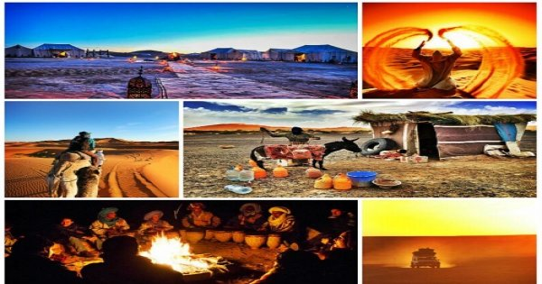 Experiences In Morocco & Sahara Desert for 15 Days