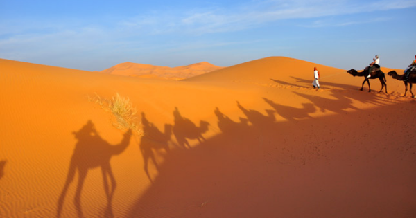 Explore the Sahara Desert 3 Days Tour From Marrakech