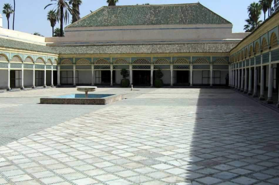 Marrakech Full-Day Guided City Tour with Lunch
