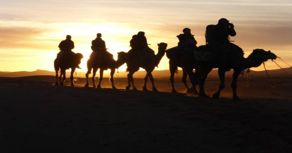 From Marrakech: Private 3-Day Sahara to Merzouga Tour