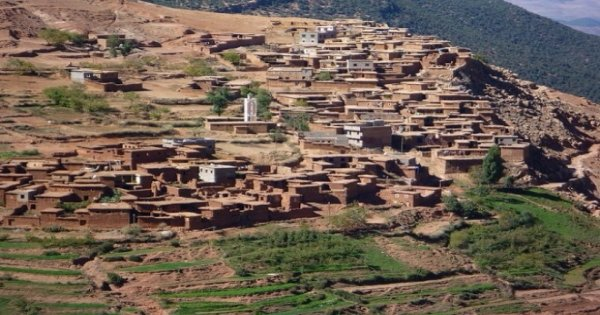Excursion to the High Atlas Mountains and Berber Villages