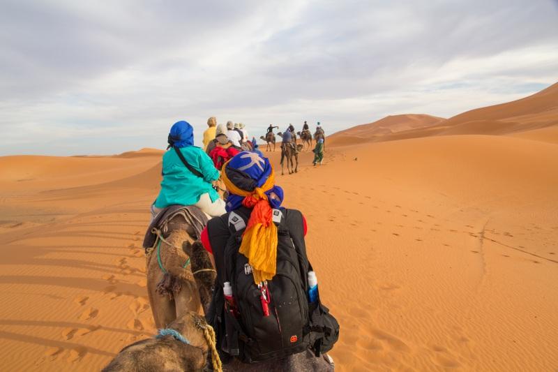 Private 3 Days Morocco - Marrakech Tour