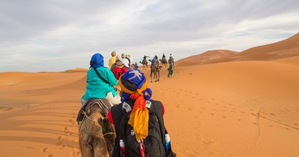 Private 3 Days Morocco - Marrakech Tour