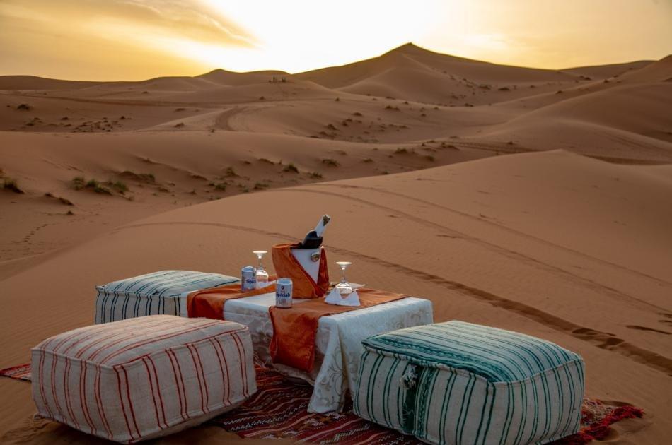 Private 2 Day Desert Tour from Marrakech To Zagora Dunes