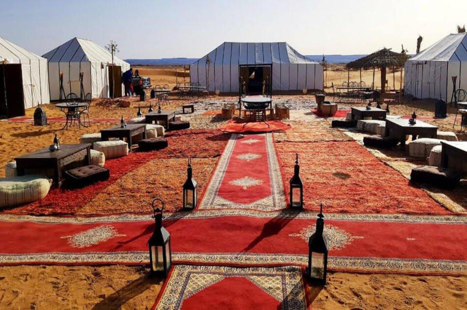 Private 3-day Desert Tour From Marrakech To Fes Via Merzouga Dunes