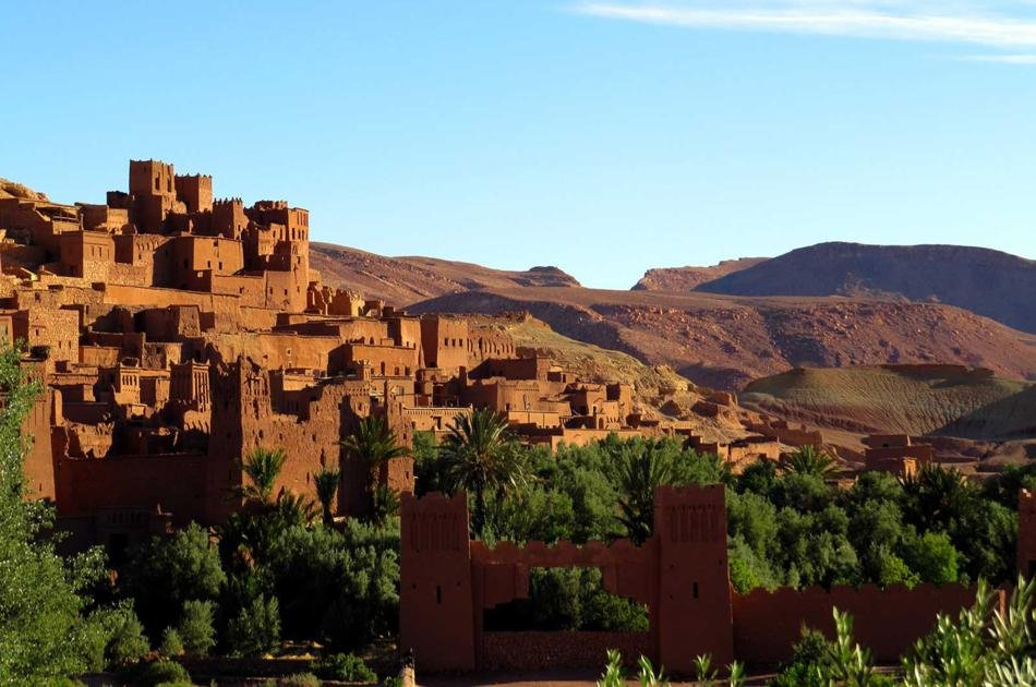 Private Day Trip from Marrakech to Ait Benhaddou & Ouarzazate With Lunch