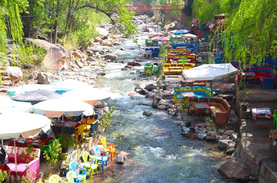 Private Day Trip from Marrakech to Ourika Valley With Lunch