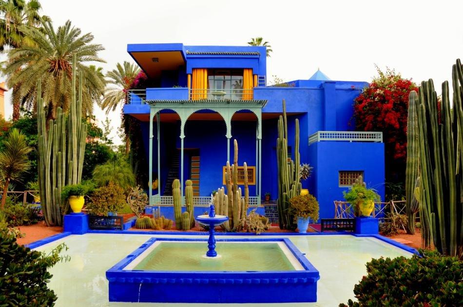 Private Marrakech Walking Half Day City Tour