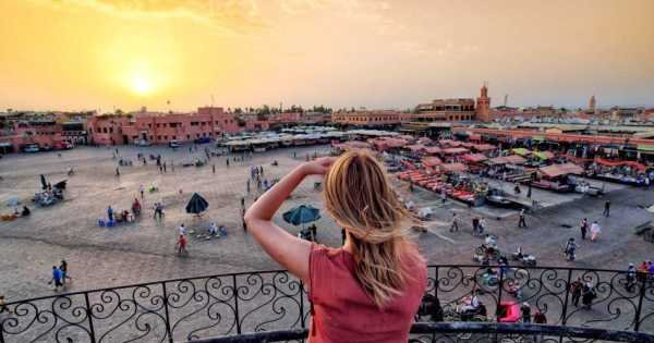 Private Marrakech Walking Half Day City Tour