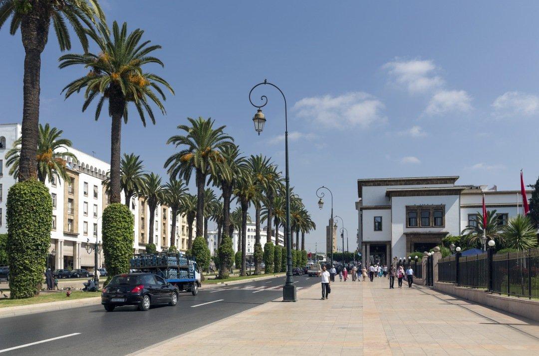 new city tours of rabat morocco