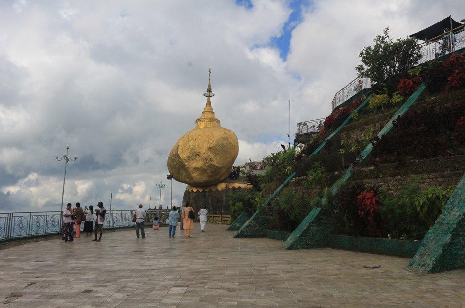 2 Day Nature, Culture & Adventure Tour to Golden Rock Pagoda & Bago