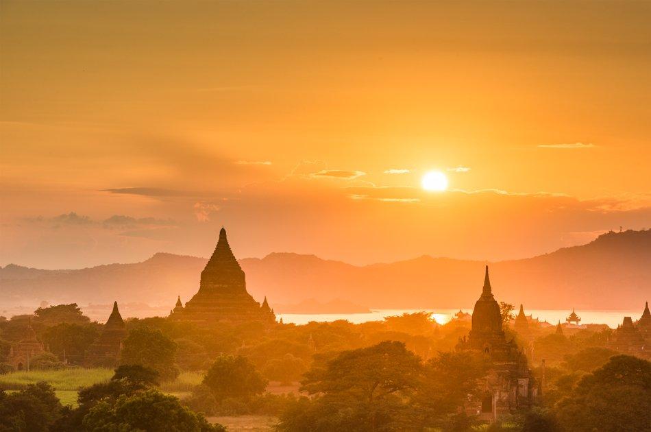 Bagan Day Tour