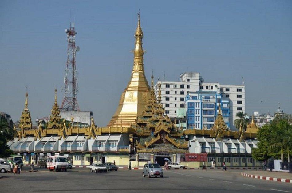 Private Full-Day Tour of Yangon in Myanmar