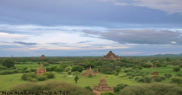 Memorable Myanmar's Package  16 days - 15 Nights