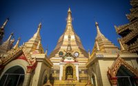 Magnificent Taste of Myanmar on the Ayeyarwady Tour