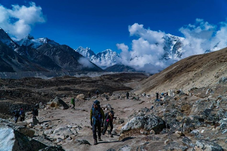 10 - 14 Day Everest Base Camp Trek