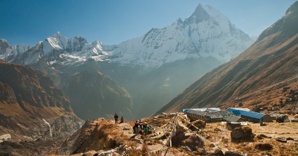 10 Day Annapurna Base Camp Trek