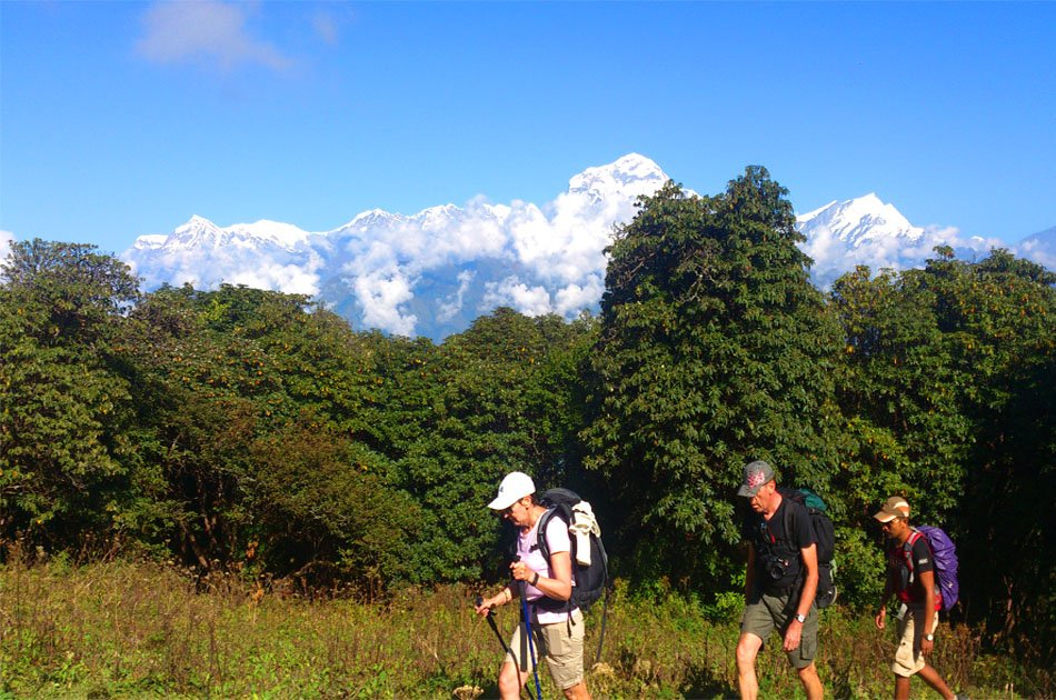 10 Day Annapurna Base Camp Trek