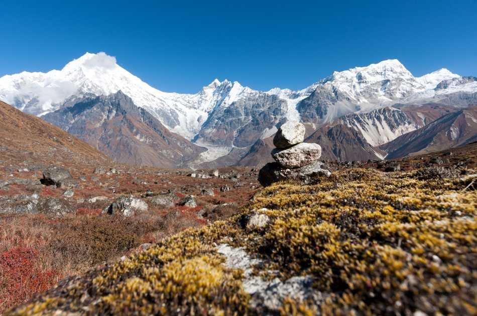 10 Day Langtang Valley Trek