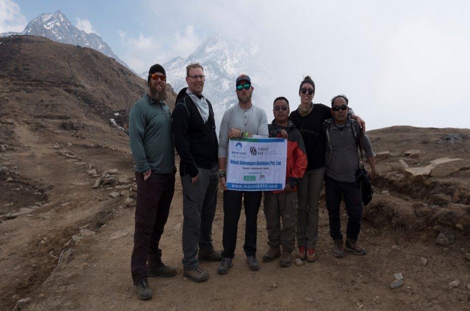 11 Day Everest Base Camp Trek