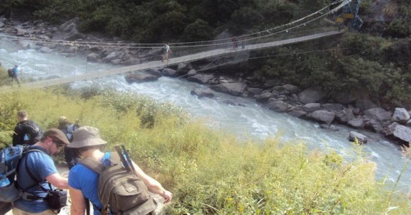 11 Day Trekking Tour to Explore Nepal  (Langtang valley trek)