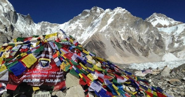 12 Day Everest Base Camp Trekking in Nepal